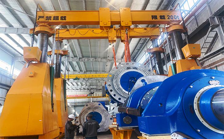 宝威起重机-专注规模化生产,实力有目共睹