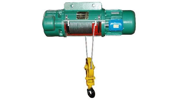 离合器工作不正常会导致电动葫芦上升和下降时的阻力增大  [宝威]