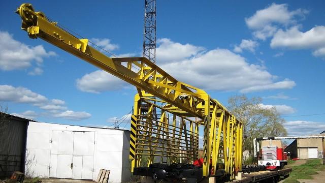 提 高起重机支撑结构能力的方法