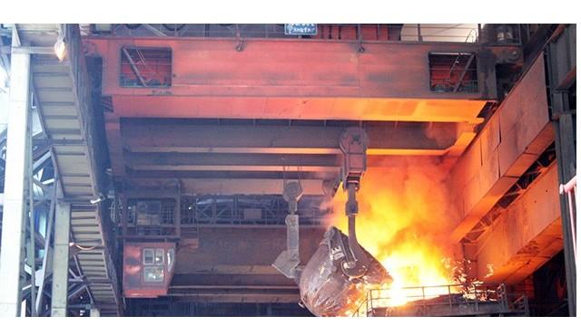 现代冶金起重机的发展变化