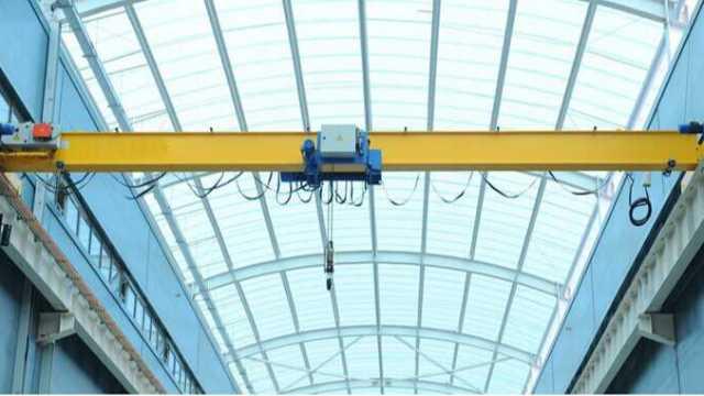 欧式起重机在工业中的应用