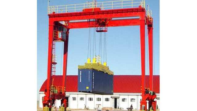 门式起重机助力物流行业的发展