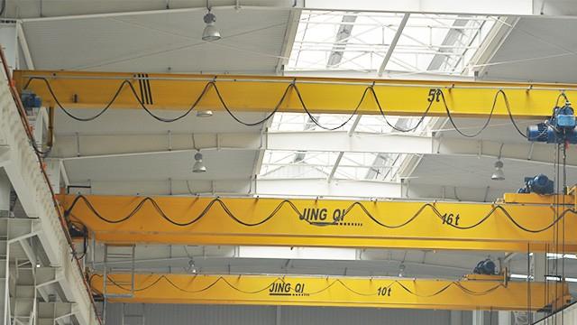 桥式起重机的用途有哪些?