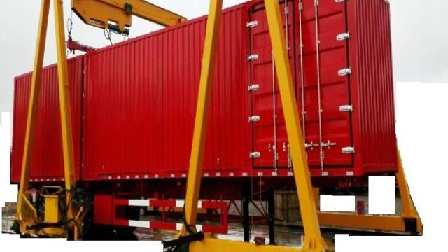 轨道式集装箱门式起重机的现状与优势