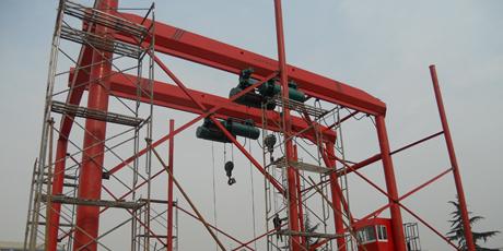 江苏宝威起重-井架提升设备起重机