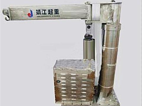 不锈钢电动推杆旋臂起重机——江苏宝威起重