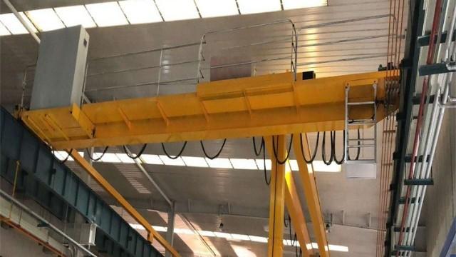 欧式起重机的技术优势