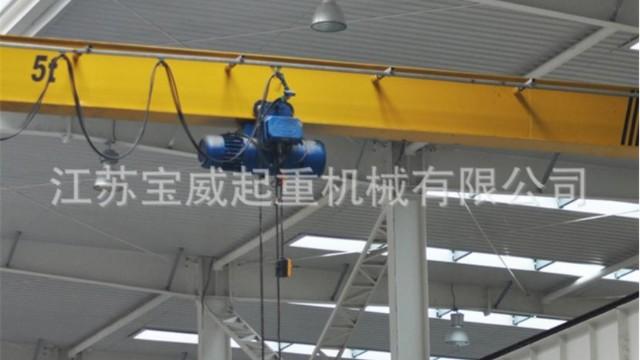 桥式起重机在汽车制造中的应用