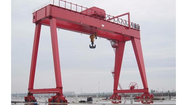 江苏宝威起重-码头起重机