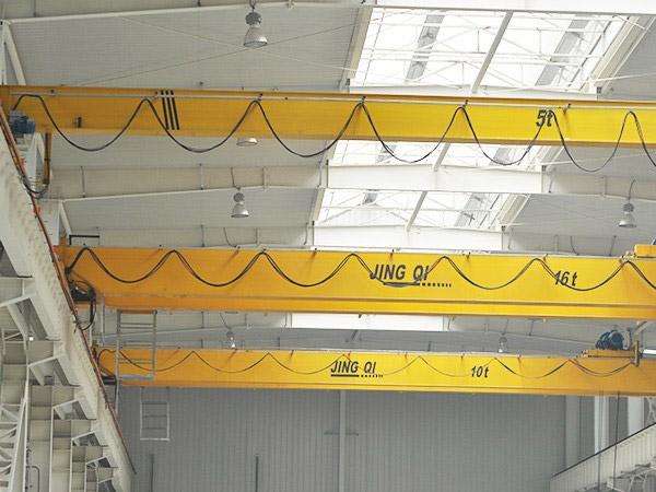 欧式电动单梁起重机LDX型(单梁)