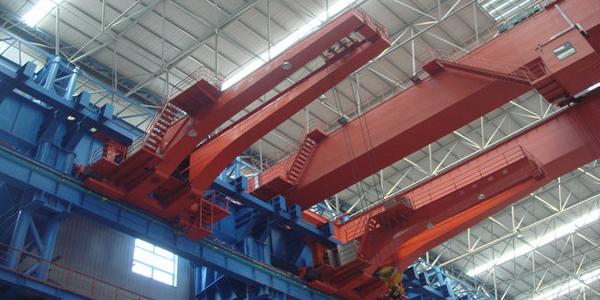 江苏宝威起重机械有限公司 壁行式双梁旋臂起重机