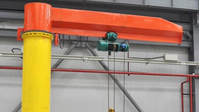 旋臂起重机的检修及维护方案