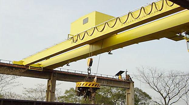 江苏宝威起重-桥式起重机