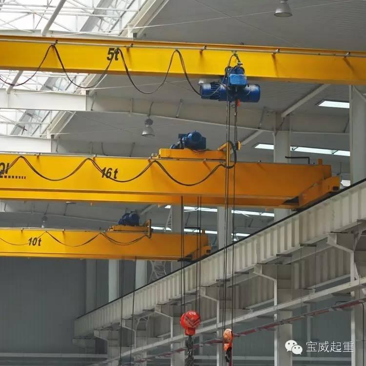 江苏宝威起重-电磁桥式起重机