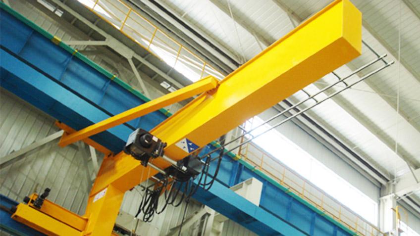 壁行式双主梁旋臂起重机BXD型——江苏宝威起重