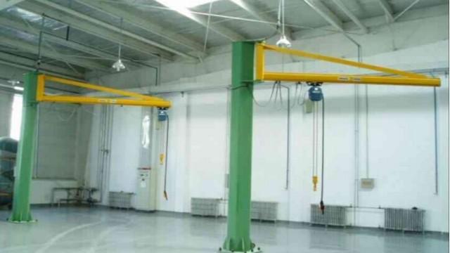旋臂吊的正确安装方式顺序及操作事项 [宝威]