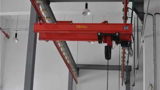 kbk轻型悬挂起重机的特点及应用