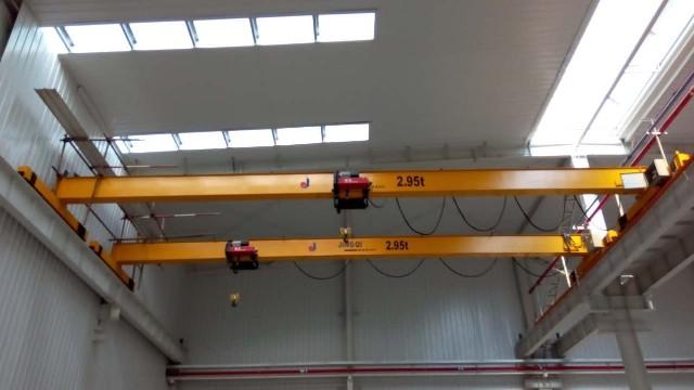 质量不一样的欧式单梁起重机作业效果一样吗  [宝威]