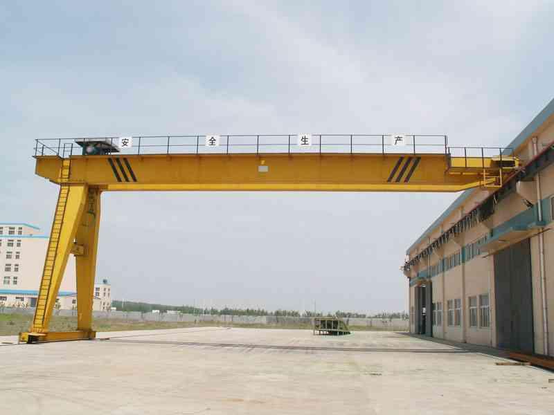 江苏宝威起重-龙门吊的轴承如何防锈