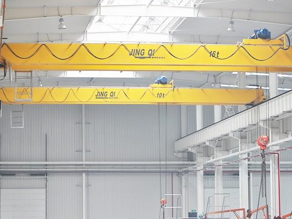 欧式电动葫芦桥式起重机LH型(双梁)-江苏宝威起重