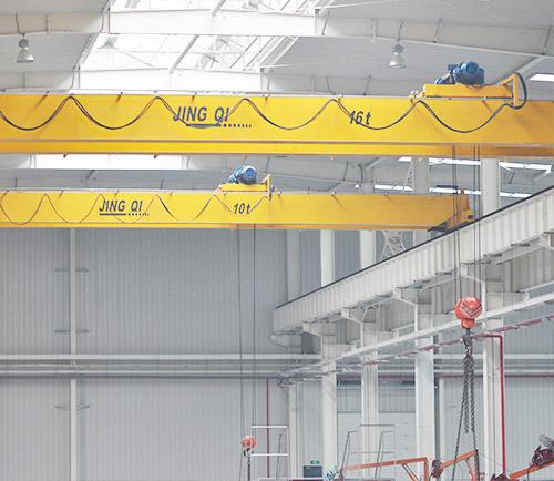 欧式电动葫芦桥式起重机LH型(双梁)