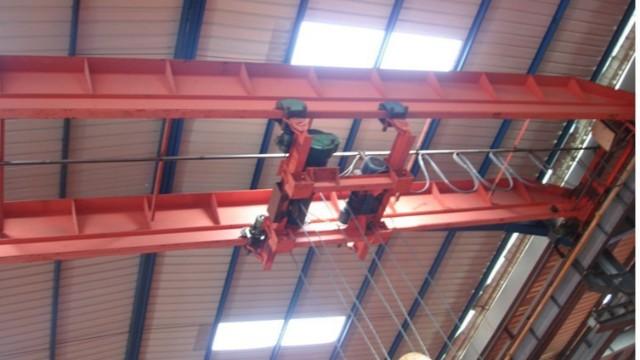 桥式起重机起升机构的安装、调整和检修