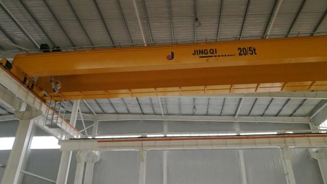 国产单梁桥式起重机中的高档系列所占的价值